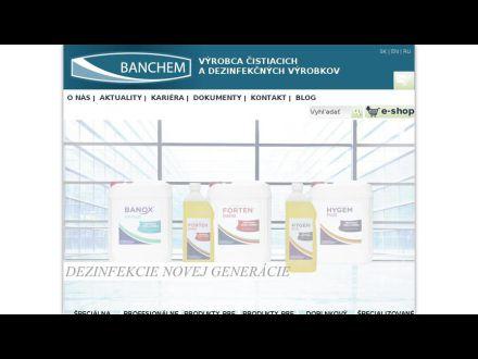 www.banchem.sk