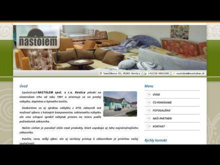 www.nastolem.sk