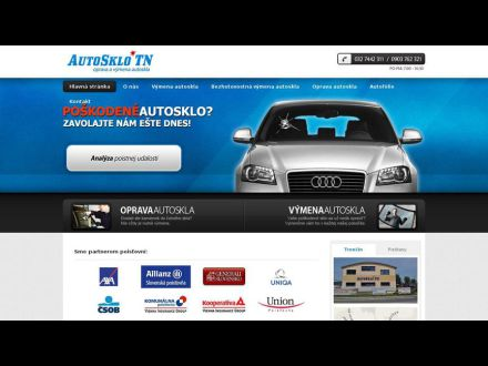 www.autosklotrencin.sk