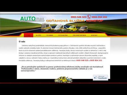 www.odtahovkajudin.sk