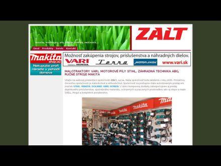 www.zalt.sk