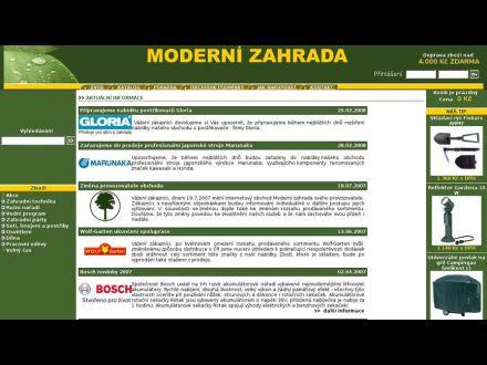 www.modernizahrada.cz