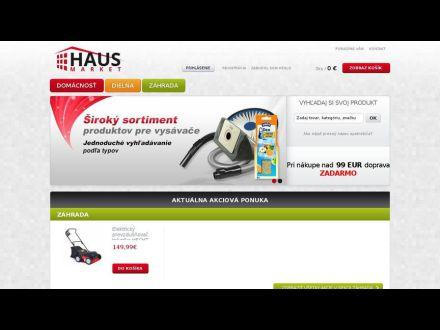 www.hausmarket.sk