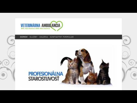 www.vetambulancia-stanikova.sk