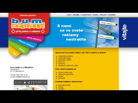 www.bumstudio.sk