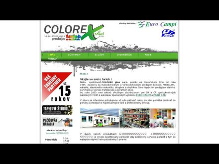 www.colorexplus.sk