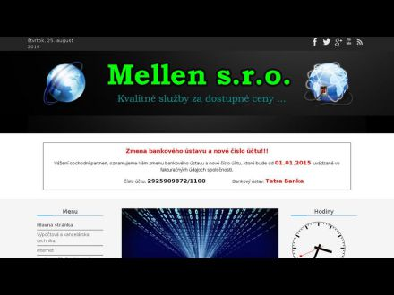 www.mellen.sk