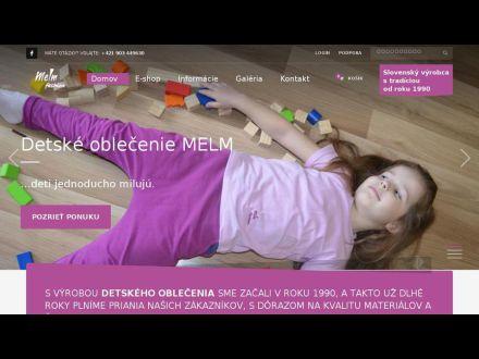 www.melm.sk