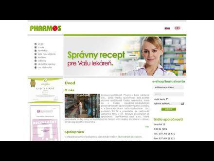 www.pharmos.sk