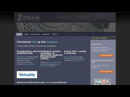 www.fittich.sk