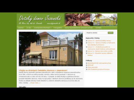 www.dedjesenske.sk