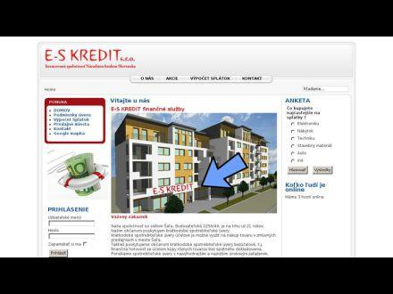 www.eskredit.sk