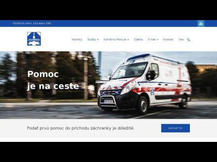 www.zamed.sk