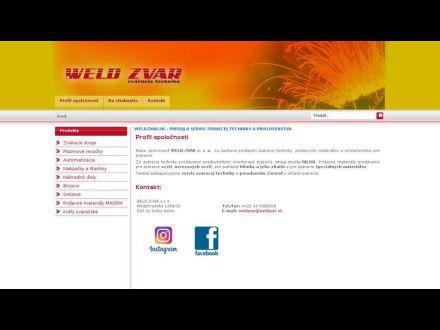 www.weldzvar.sk