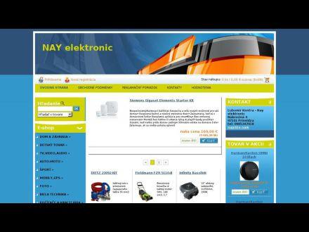 www.nayelektronic.sk