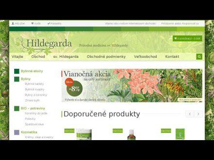 www.hildegarda.sk