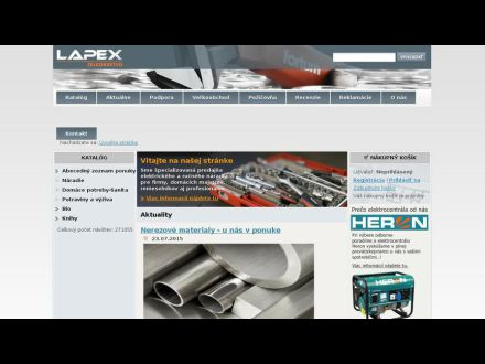 www.lapex.sk