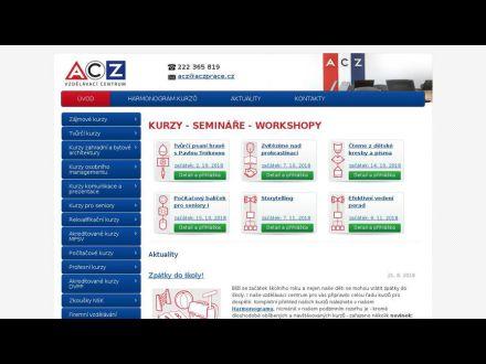www.aczprace.cz