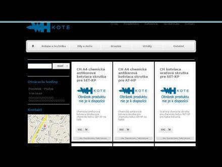 www.whkote.sk