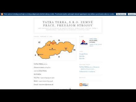 www.tatraterra.blogspot.sk