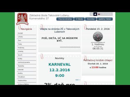 www.zstekluzany.edu.sk