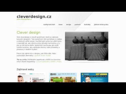 www.cleverdesign.cz