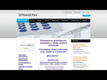 www.ucto-personal.sk