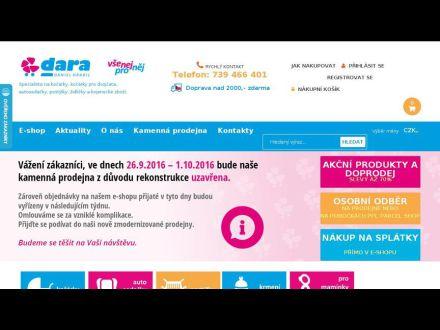 www.darababy.cz