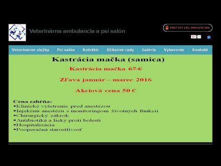 www.veterinarkosice.sk