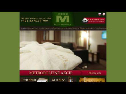 www.hotel-metropol.sk