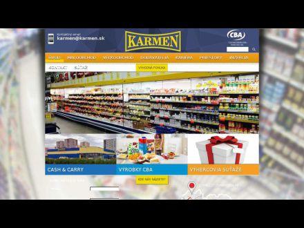 www.karmen.sk