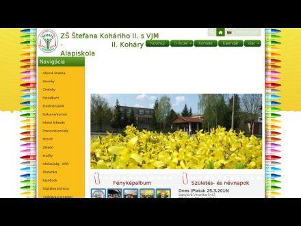 www.koharysuli.sk