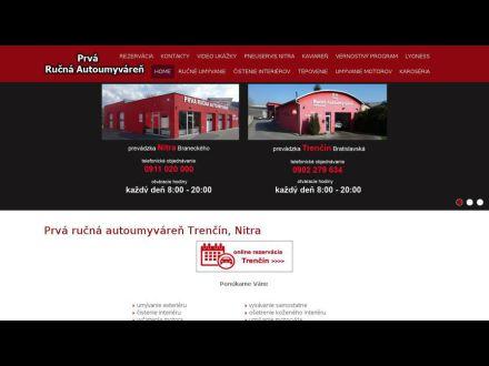 www.rucnaautoumyvaren.sk