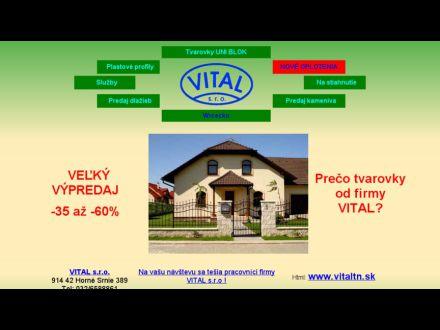 www.vitaltn.sk