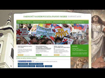 www.topolcany.fara.sk