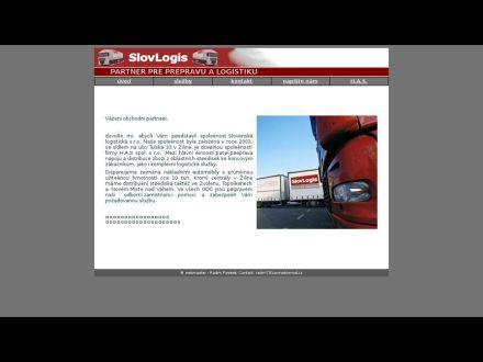 www.slovlogis.sk