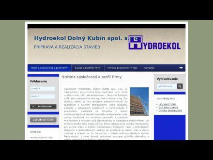 www.hydroekol.sk