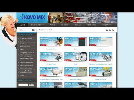 www.kovomix.sk