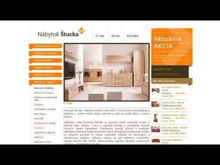 www.nabytokstucka.sk