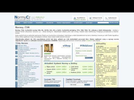 www.normy.cz