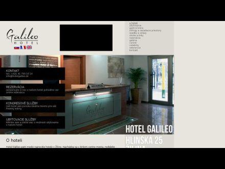 www.hotelgalileo.sk