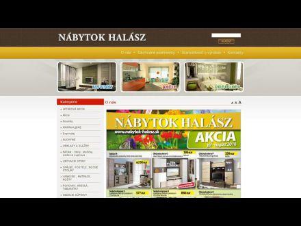 www.nabytok-halasz.sk