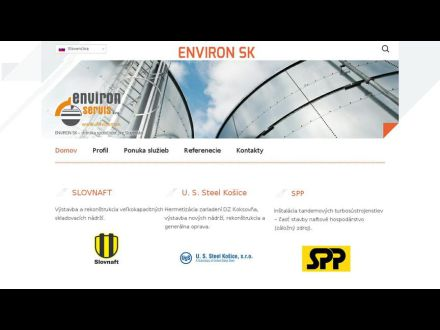 www.environ.sk