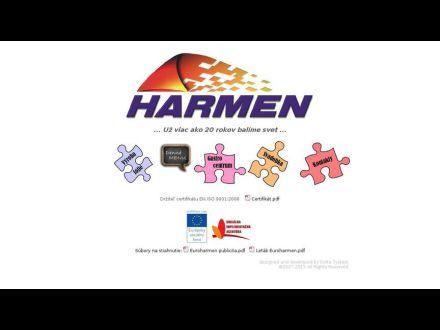 www.harmen.sk