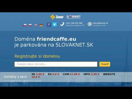 www.friendcaffe.eu