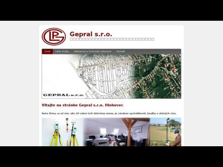 www.gepral.sk