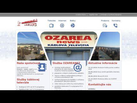 www.ozareanews.sk