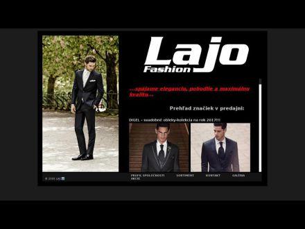 www.lajo.sk