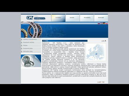 www.omtrading.sk