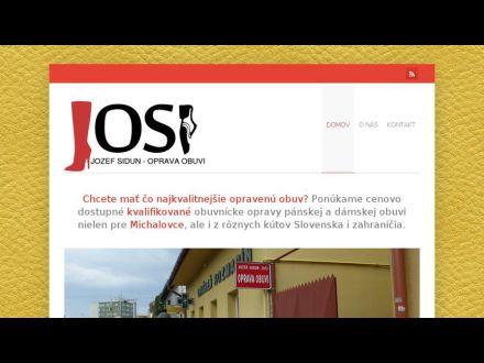 www.josi.sk